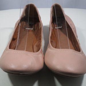 Lucky Brand Pink Ballerina Flat